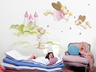Pilar Burguet Mural ref 3400073 Paper Moon Walls & flooringWallpaper