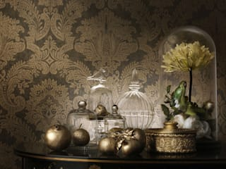 Quod II Wallpaper ref 250 C04 Paper Moon Walls & flooringWallpaper