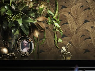 Quod II Wallpaper ref 258 C03 Paper Moon Walls & flooringWallpaper