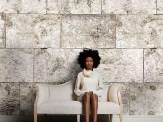 Bjork Mural ref 8-740 Paper Moon Walls & flooringWallpaper