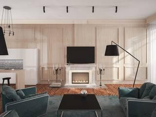 APRIL DESIGN Living room