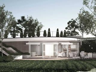 APRIL DESIGN Minimalist house