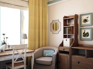 Chambre d'enfant de style  par Marina Sarkisyan, Éclectique