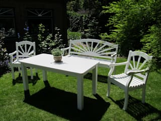 Jardines clásicos de Holzwerkstatt Mazur Clásico