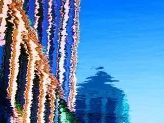 Blue canal:   von Galina Scheller 'Art of Gala'