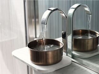 Effegibi Topkapi Steam Room od Steam and Sauna Innovation Nowoczesny