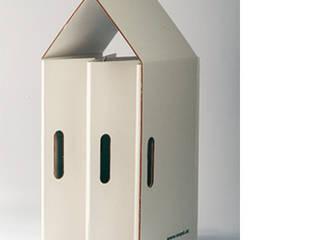 `Flat mate´Falthocker:   von svpd I sonja vrbovszky product design