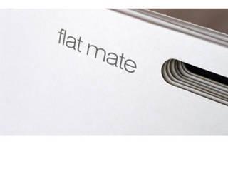 Falthocker `Flat mate´ - Wettbewerbs-Finalist:   von svpd I sonja vrbovszky product design