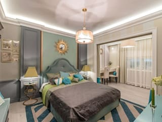 Tony House Interior Design & Decoration Classic style bedroom