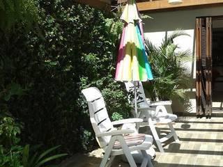 Jardin de style  par Elaine Medeiros Borges design de interiores