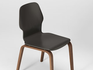 Fred chair per Caon arreda:  in stile  di Luciano Bertoncini