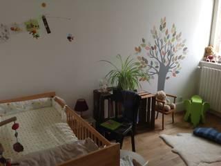 APPART1 - CHAMBRE ENFANT R+1: Chambre d'enfant de style  par Architecture 3j