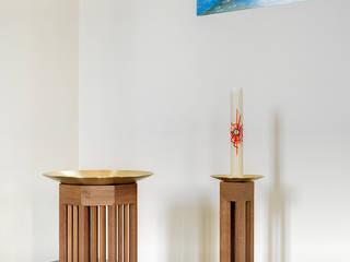 Röm.-kath. Kirche St. Pirminius in Pfungen:  Veranstaltungsorte von Frédéric Dedelley Product Designer ACCD(E)