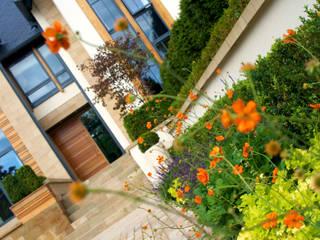Family Garden, Cheshire by Barnes Walker Ltd