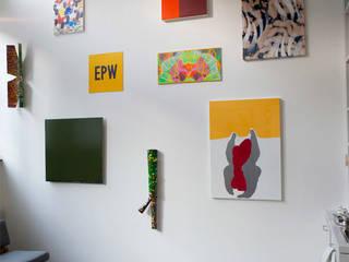 Galerie Mark Müller, Hafnerstrasse 44, Zürich:  Ladenflächen von Frédéric Dedelley Product Designer ACCD(E)
