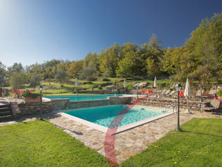 Relais, Le Pozze di Lecchi Hotel in stile rurale di ITALIAN WELLNESS - The Art of Wellness Rurale