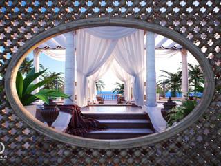 Terrasse de style  par 3D Render&Beyond, Classique