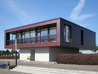 Quartier Alter Hafen, Wismar, Aussenansicht:  Hotels von Bartsch Design GmbH