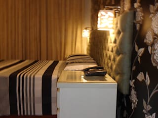 Chambre de style  par Elaine Medeiros Borges design de interiores