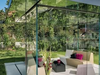 Glas Marte Modern conservatory