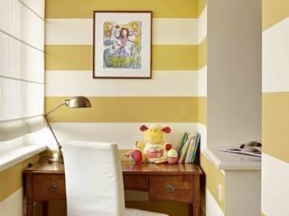 Таунхаус в Подмосковье: Детские комнаты в . Автор – Chdecoration,