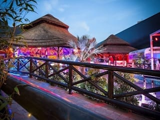 GRUPO ROMERAL Bar & Klub Tropis