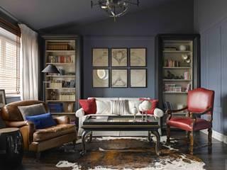 Кабинет: Рабочие кабинеты в . Автор – Chdecoration