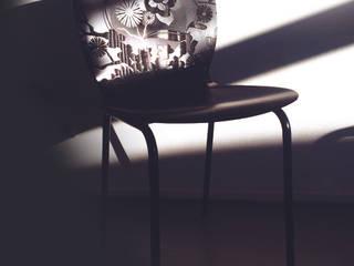 """""""YOURS"""" stoel: modern  door ontwerpstudio Roi de Bruijn, Modern"""