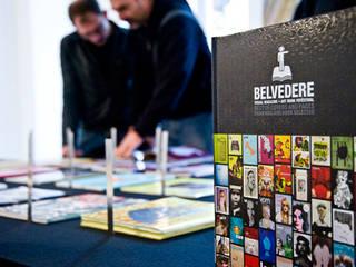 foto allestimento | Belvedere#2 visualmagazine+art book:  in stile  di nicola castellano | designer