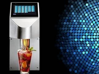 Cocktailmaker: industriell  von WAM WHIRLPOOL + MORE GMBH,Industrial