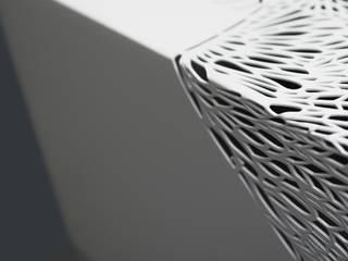 Paradise Table • Salontafel • Wit [detail] - • coffee table [detail]:   door ontwerpstudio Roi de Bruijn