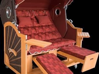 Luxus-Bullaugenstrandkörbe der Extraklasse (Made in Germany) von WAM WHIRLPOOL + MORE GMBH Klassisch
