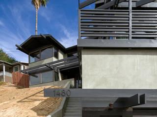 Lopez House:  Gym by Martin Fenlon Architecture