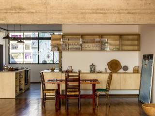 Kitchen by Ruta arquitetura e urbanismo, Modern