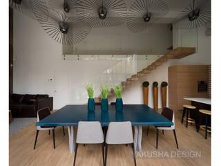 Дом-куб: Кухни в . Автор – Yakusha Design