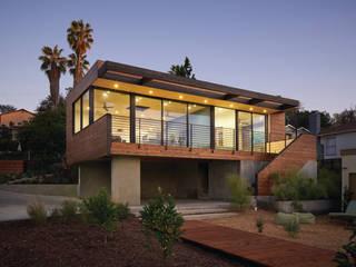 Morris House:  Houses by Martin Fenlon Architecture
