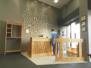 Centro de Treinamento Funcional Quartos modernos por Monte Arquitetura Moderno