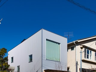 Jendela oleh アトリエセッテン一級建築士事務所, Modern