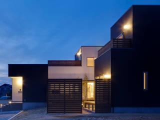黒川の家 モダンな 家 の 那波建築設計 NABA architects モダン