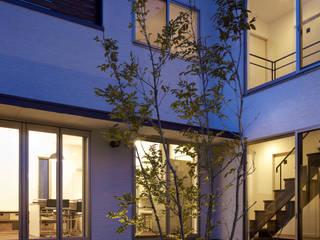 黒川の家 モダンな庭 の 那波建築設計 NABA architects モダン