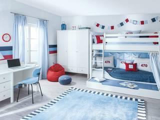 Jugendzimmer Sailing Etagenbett:  Kinderzimmer von annette frank gmbh