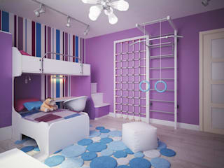 Polovets design studio Nursery/kid's room