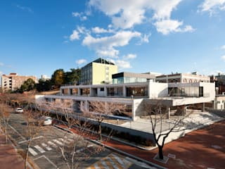 Modern schools by ADF Architects Modern
