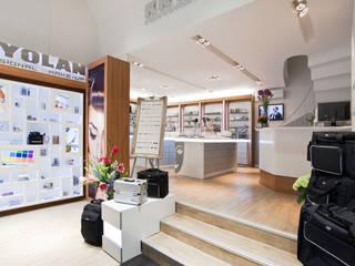 İdea Mimarlık Modern offices & stores