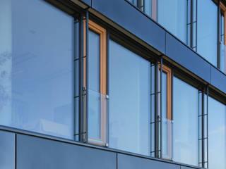 Modern office buildings by Glas Marte Modern