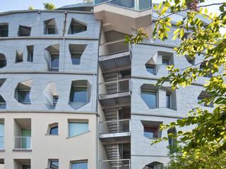 Casa Hollywood Torino: Hotel in stile  di Rheinzink