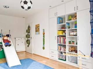 schrankwerk.de Quarto de criançasArmários e cómodas Derivados de madeira Branco