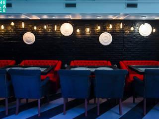 Resident open bar:  в . Автор – OnePlace studio interior design