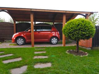 Carport by JAGRAM-PRO, Modern