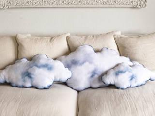Les coussins nuage de iZe par iZe Éclectique